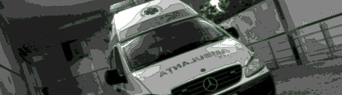 Ambulance by Magdammus