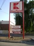 Avem Kaufland …