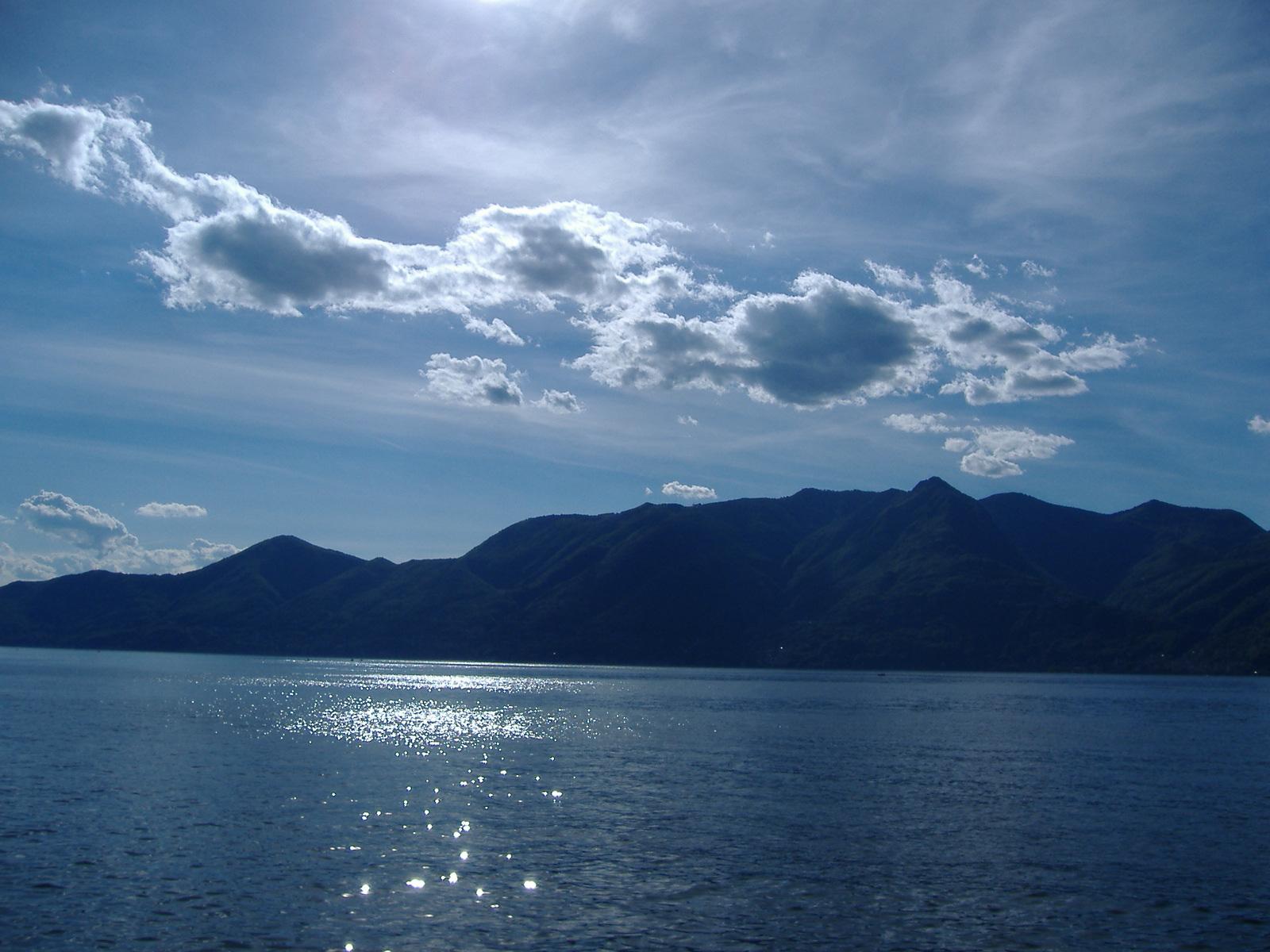 Lago Maggiore by Magdammus