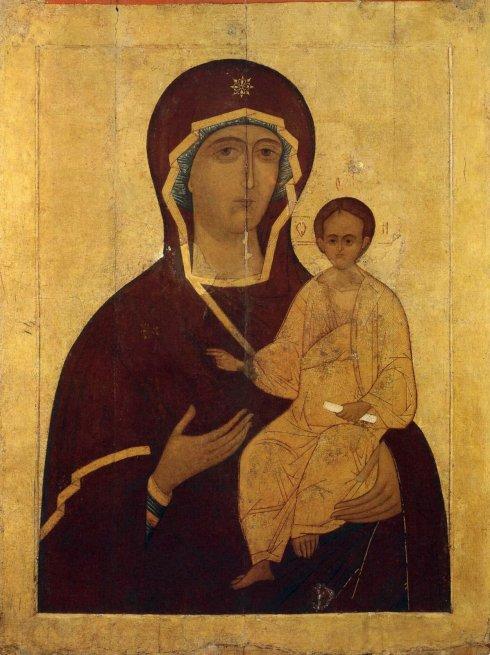 Icoana Maicii Domnului Smolenscaia