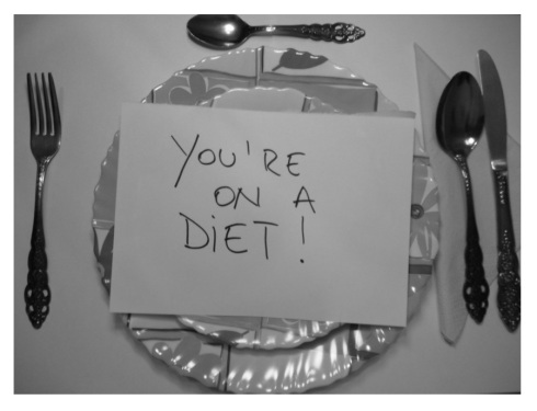 You're on A Diet  by MaryXmas