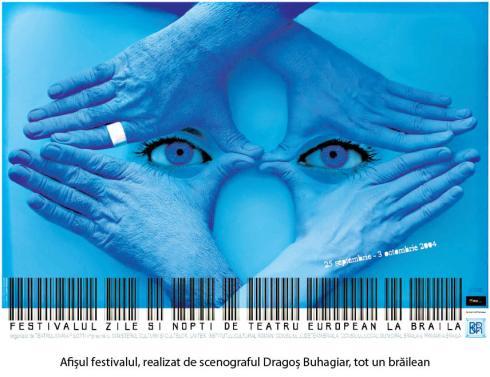 Zile şi nopţi de teatru european