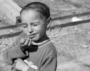 Copii din Valea Plopului